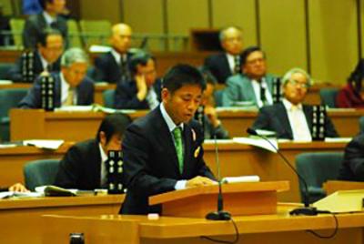 市民の意見をきちんと反映する議会